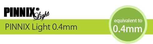 PINNIX Light 0.4mm
