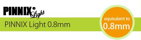 PINNIX Light 0.8mm